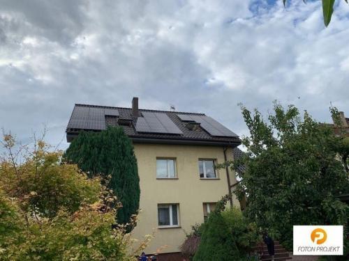 panele fotowoltaiczne na dachu 10