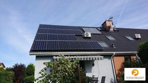 panele fotowoltaiczne na dachu 19