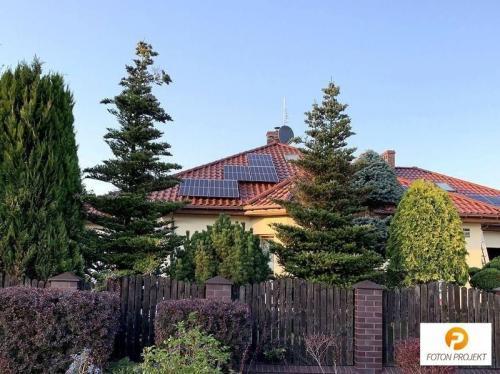 panele fotowoltaiczne na dachu 3