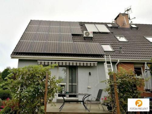 panele fotowoltaiczne na dachu 5